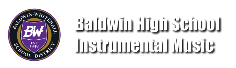 Baldwin High School Instrumental Music